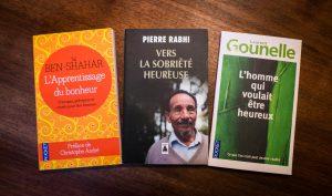 Livres bonheur