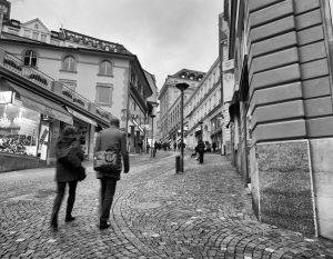 Marche en ville